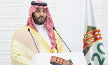 ولي العهد السعودي يقترح عقد قمتين لمجموعة العشرين سنوياً