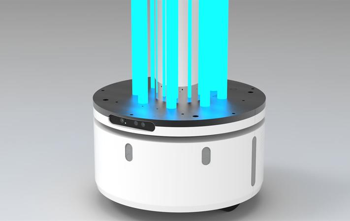 شركة ناشئة في كاوست تطور تقنيات للتعامل مع جائحة فيروس كورونا باستخدام الذكاء الاصطناعي والروبوتات