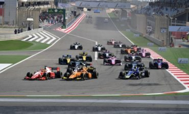 بطولة الفورمولا 2 تنطلق كسباق مساند لجائزة البحرين الكبرى لطيران الخليج