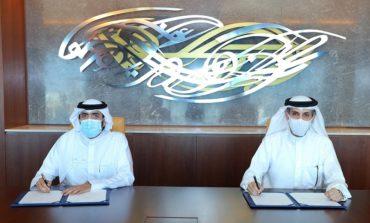 """""""العليا للتشريعات"""" و""""غرفة دبي"""" توقّعان مذكرة تفاهم لتعزيز التعاون القانوني والمؤسسي والبحثي"""