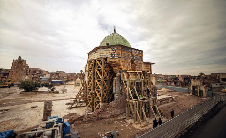 المسابقة المعمارية لإعادة إعمار وتأهيل مجمع جامع النوري في الموصل