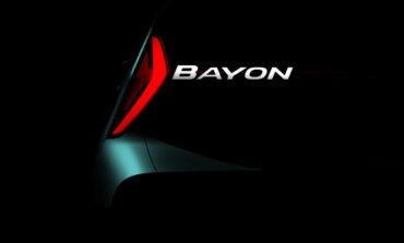 """هيوندايتختار اسم """"بايون"""" لطرازهاالجديد كلياً ضمن سياراتها الرياضية متعددة الاستخدامات"""