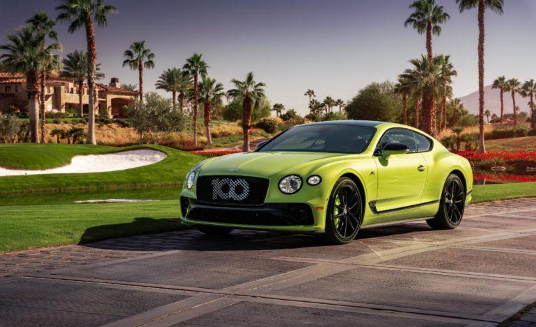 Bentley تبدأ بتسليم Pikes Peak Continental GT Limited Edition إلى العملاء حول العالم