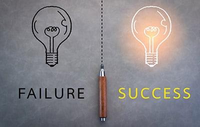 الخوف من الفشل قد يبعدك عن أهدافك