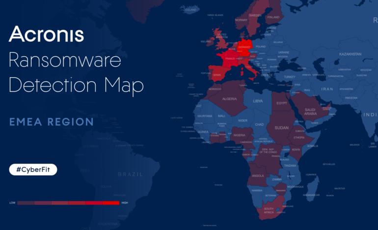 """شركة """"أكرونيس"""" للتكنولوجيا تكشف النقاب عن خطة توسع مدتها خمس سنوات في الشرق الأوسط"""