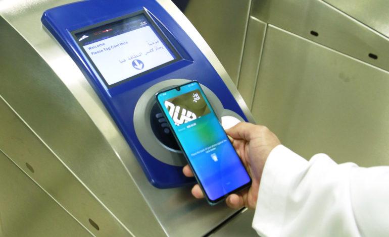 """طرق دبي"""" تطلق أوّل بطاقات نول الرقمية في الإقليم بالتعاون مع هواوي"""