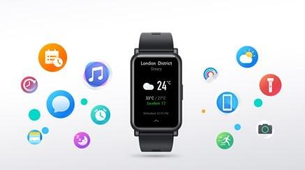 ساعة HONOR Watch ES: صممت بذكاء لتعزز العناية بالصحة