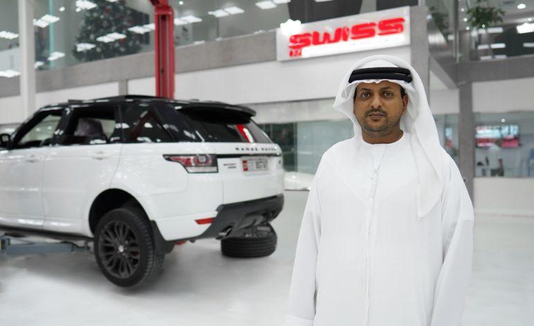 رويال سويس لخدمات السيارات' تفتتح منشأة متطورة للصيانةفي دبي