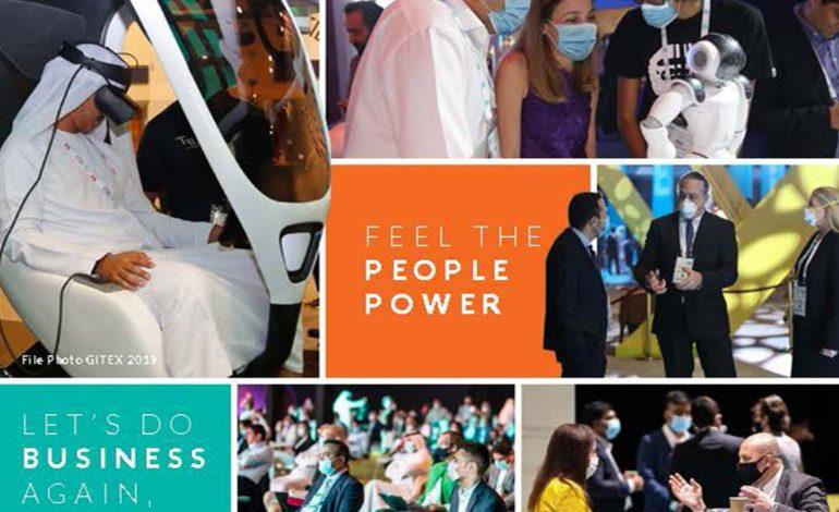 """قصة نجاح """" جيتكس"""" ترسخ مكانة الإمارات حاضرة للنمو المستدام"""