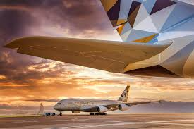 الاتحاد للطيران تقّدم خدمات تأجير الطيران