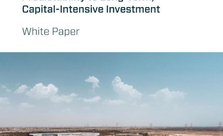 موانئ أبوظبي نموذج لاستقطاب الاستثمارات الأجنبية المباشرة في المناطق الصناعية المتطورة