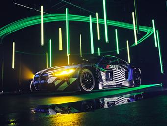 شركاء التكنولوجيا المبتكرون والبارزون يساهمون في بناء سيارة BMW M4 GT3
