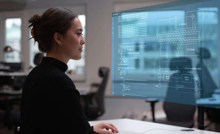 المكتب الرقمي: رؤية خاصة تستعرض تقنية إنترنت الحواس في أماكن العمل المستقبلية عام 2030 من إريكسون
