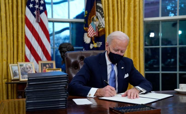 بايدن يعيد الولايات المتحدة إلى منظمة الصحة العالمية