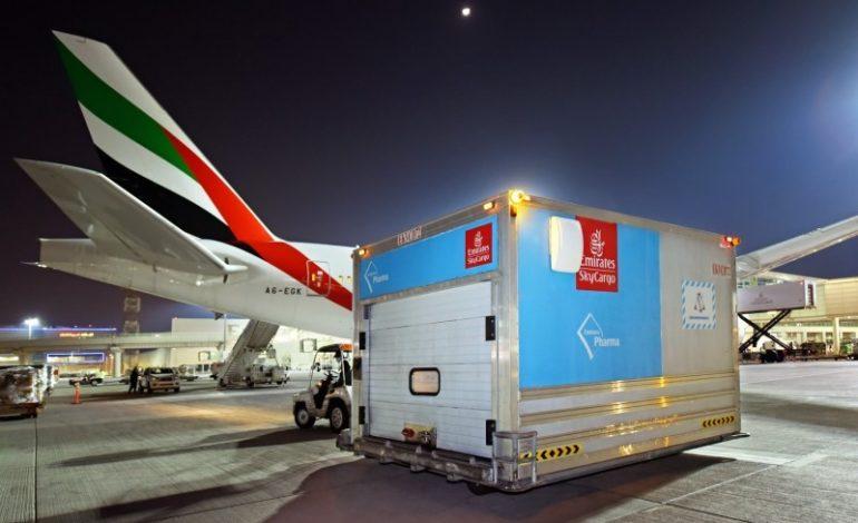 10 إنجازات بارزة في 2020 عززت ريادة الإمارات للشحن الجوي عالميا