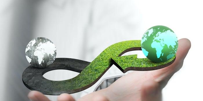 تحويل الإمارات نحو اقتصاد دائري