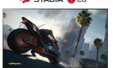 """""""إل جي"""" تضيف منصة """"ستاديا"""" السحابية للألعاب إلى تلفزيوناتها الذكية في أواخر 2021"""