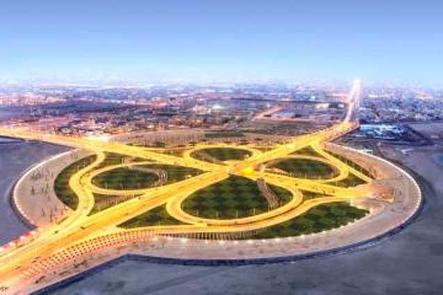 محمد بن سلمان يكشف عن خطط تطوير مدينة الرياض
