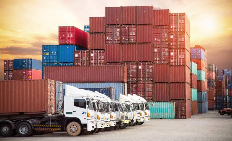 1.033 تريليون درهم تجارة الإمارات غير النفطية خلال 9 اشهر من 2020
