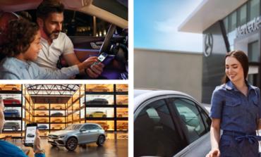 إطلاق منصة مرسيدس-بنز للتجارة الإلكترونية لسيارات الركاب في الإمارات