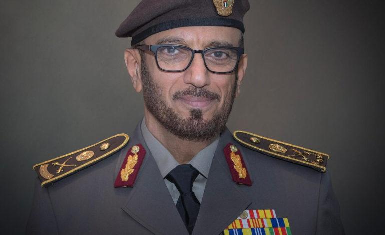 اللواء المري: محمد بن راشد شخصية ملهمة وقيادية