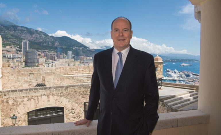 أمير موناكو يلقي كلمة رئيسية في افتتاح قمة أسبوع أبوظبي للاستدامة الافتراضية