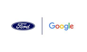 فورد وجوجل تتعاونان لدفع عجلة الابتكار في قطاع السيارات وإطلاق تجارب جديدة للمركبات المتصلة
