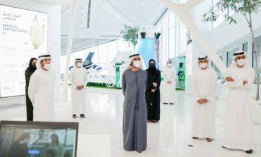 """محمد بن راشد يترأس اجتماع المجلس التنفيذي ويطلق منصة """"استثمر في دبي"""""""