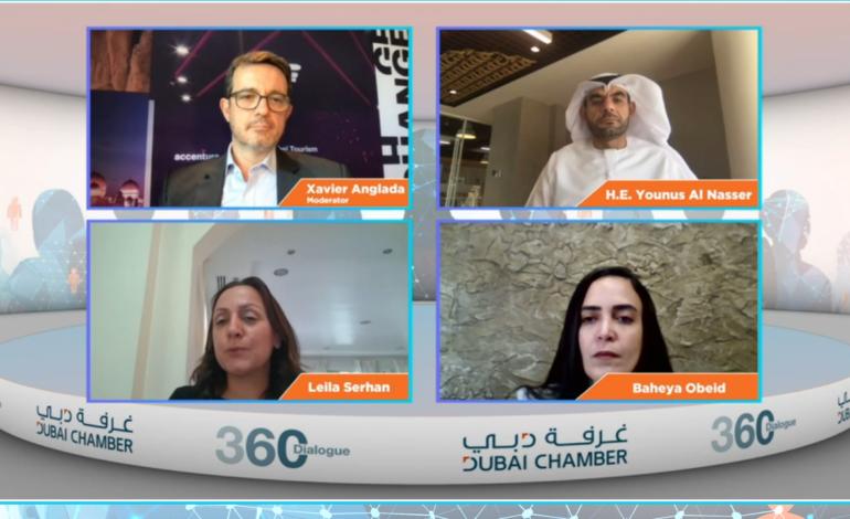 غرفة دبي تناقش أهمية وقيمة البيانات في دعم الاقتصاد الرقمي