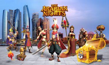 """إطلاق أول لعبة تشبه بوكيمون جو """"الليالي العربية - كنوز خادم المصباح"""" في أبوظبي من خلال AD Gaming"""