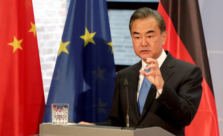 وزير الخارجية الصيني : العلاقات الصينية العربية تتقدم بقوة وسط التحديات
