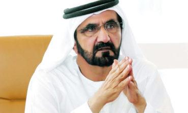 محمد بن راشد: دعم الاقتصاد الوطني مستمر للمنافسة بقوة عالمياً
