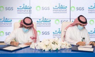 """تعاون بين الشركة السعودية للخدمات الأرضية و""""منشآت"""" في مجال خدمات الطيران"""