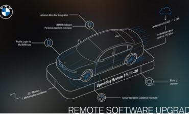 ترقية برنامج في السيارة عن بعد متوفر لأكثر من مليون سيارة BMW حول العالم 