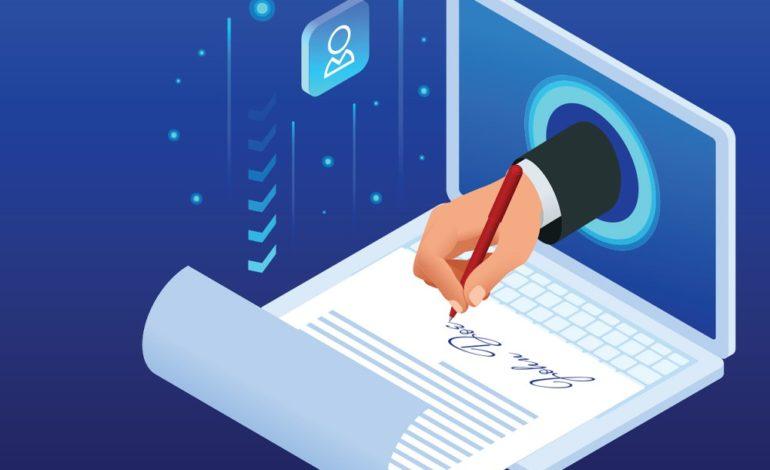 299 موقعا وتطبيقا توفر خدمة التوقيع الإلكتروني في الإمارات مع نهاية مارس