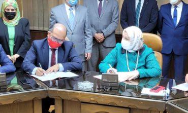 """""""أكوا باور"""" توقع الاتفاقيات النهائية لمشروع محطة كوم أمبو للطاقة الشمسية الكهروضوئية مع الحكومة المصرية"""