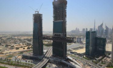 """شركة """"أليك"""" للهندسة والمقاولات تنجز مشروع برج A بنجاح"""