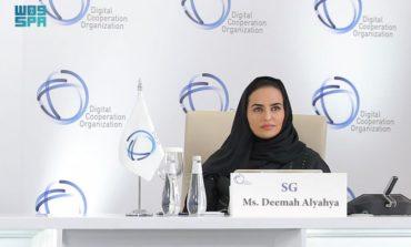 """المملكة رئيسًا لمنظمة التعاون الرقمي ... و""""ديمة اليحيى"""" أول امرأة سعودية تصبح أمينًا عامًا لمنظمة دولية """"منظمة التعاون الرقمي"""