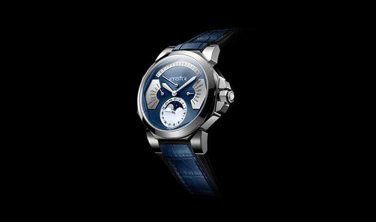 ساعة Montres Etoile بالتقويمين الهجري والميلادي تكتب فصلاً جديداً في تاريخ الساعات الفريدة