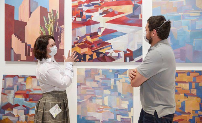 معرض فنون العالم دبي ينطلق غدا بمشاركة نخبة من الفنانين العالميين