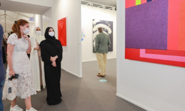 """""""دبي للثقافة"""" : """"آرت دبي"""" يعزز مكانة الإمارة وجهة إقليمية وعالمية رائدة وآمنة للثقافة والفنون"""
