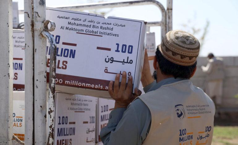 """حملة """"100 مليون وجبة"""" تنجح في تحقيق الـ 100 مليون وجبة بعد 10 أيام من إطلاقها ومستمرة لمضاعفة جمع المساهمات"""