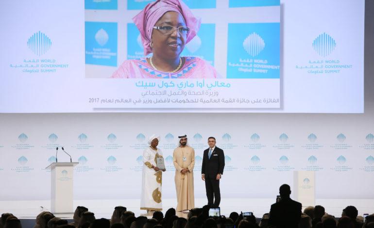 القمة العالمية للحكومات تطلق نسخة استثنائية لجائزة أفضل وزير في العالم