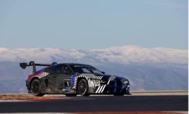 الاختباراتمستمرةعلىقدموساق:سيارةBMW M4 GT3تكملأكثرمن12,000كيلومتر.