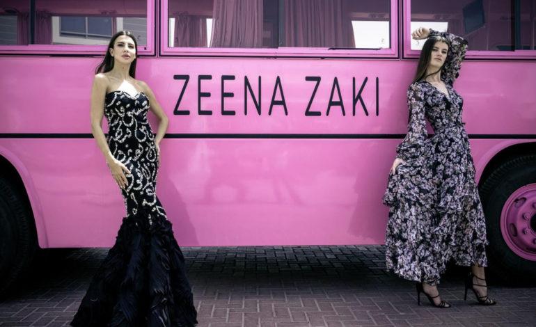 أكثر من 17 مصمم أزياء محلي يعرضون مجموعاتهم الحديثة على الإنترنت في بث حي على تيك توك وكوايشو