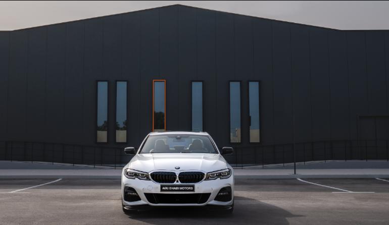 أبوظبي للسيارات تطلق ست نسخ محدودة الإصدار من سيارةBMW 330iMمع مزايا باقةM Performance
