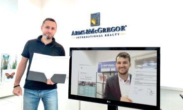 شركة 'آرمز و مكجريجر' الإماراتية تطلق منصّة ترميز عقارية جديدة