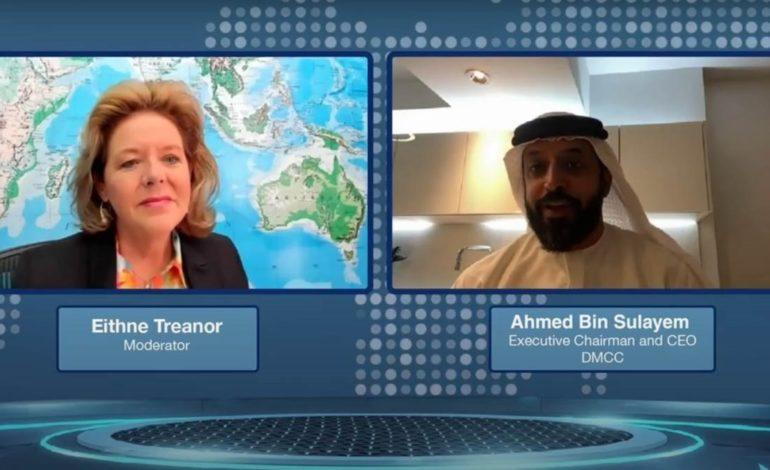 أحمد بن سليّم: دبي مركز التجارة الرئيسي في المنطقة والوجهة المفضلة للشركات العالمية الراغبة في توسيع وجودها