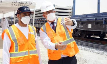 الاتحاد للقطارات صناعة محلية توفر قيمة مضافة للدولة