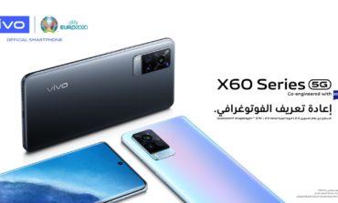 فيفو تطلق سلسلة هواتف X60 بتقنيات تصوير مميزة بالتعاون مع زايس
